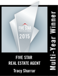 Tracy Sharrar, Five-Star Real Estate Agent